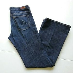 Ag Adriano Goldschmied Jeans - NWOT Adriano Goldschmeid The Club Flare Jean 31×34